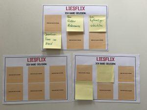 Liesflix – Lesemotivation im Klassenzimmer