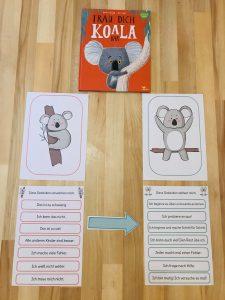 Mit dem Koala das Selbstbewusstsein stärken
